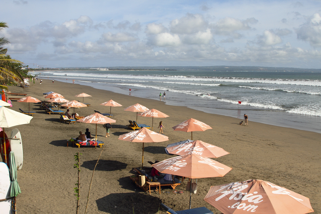 Пляж Семиньяк в Индонезии, фото 3