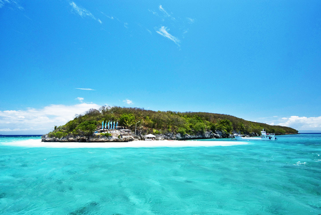 Пляж Сумилон в Филиппинах, фото 2