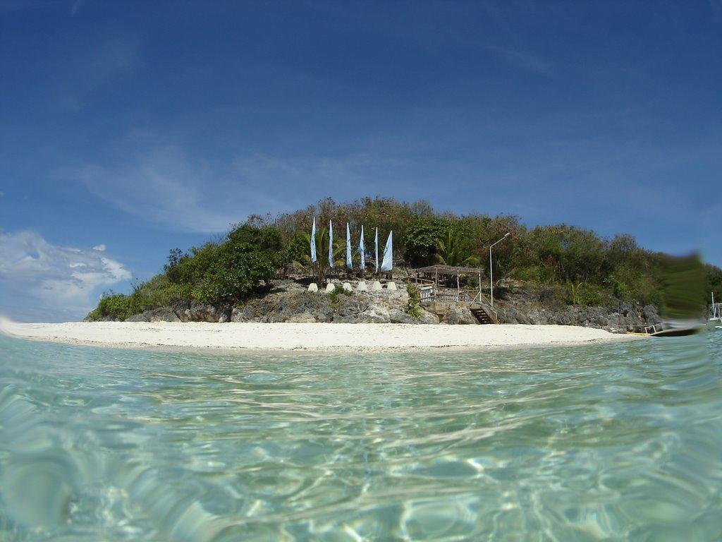 Пляж Сумилон в Филиппинах, фото 5