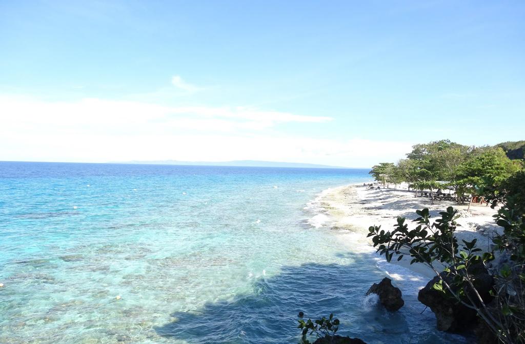 Пляж Сумилон в Филиппинах, фото 7