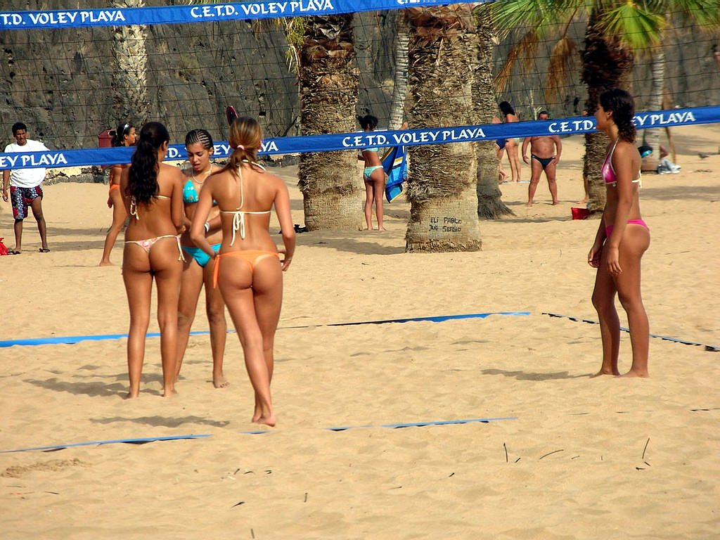 Пляж Тереситас в Испании, фото 1