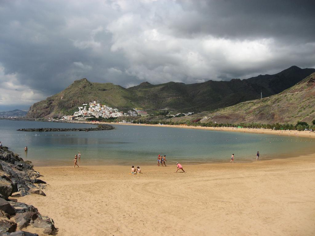 Пляж Тереситас в Испании, фото 2