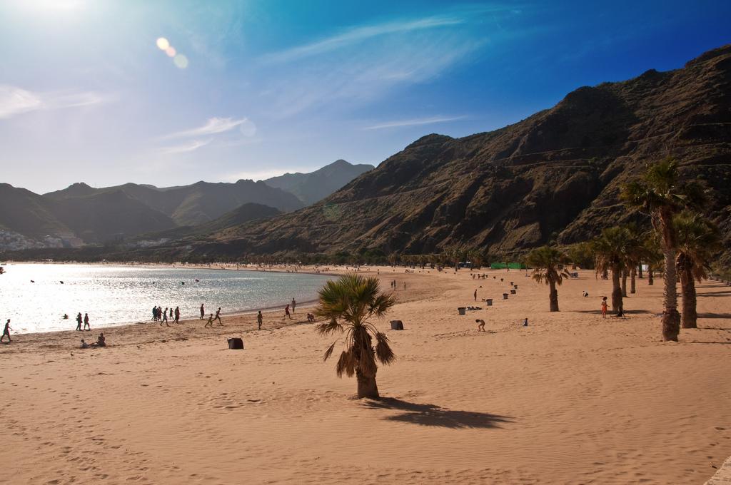 Пляж Тереситас в Испании, фото 3