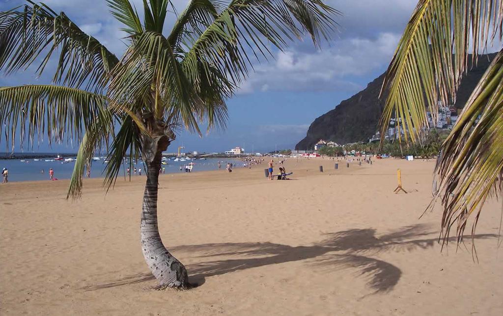 Пляж Тереситас в Испании, фото 4