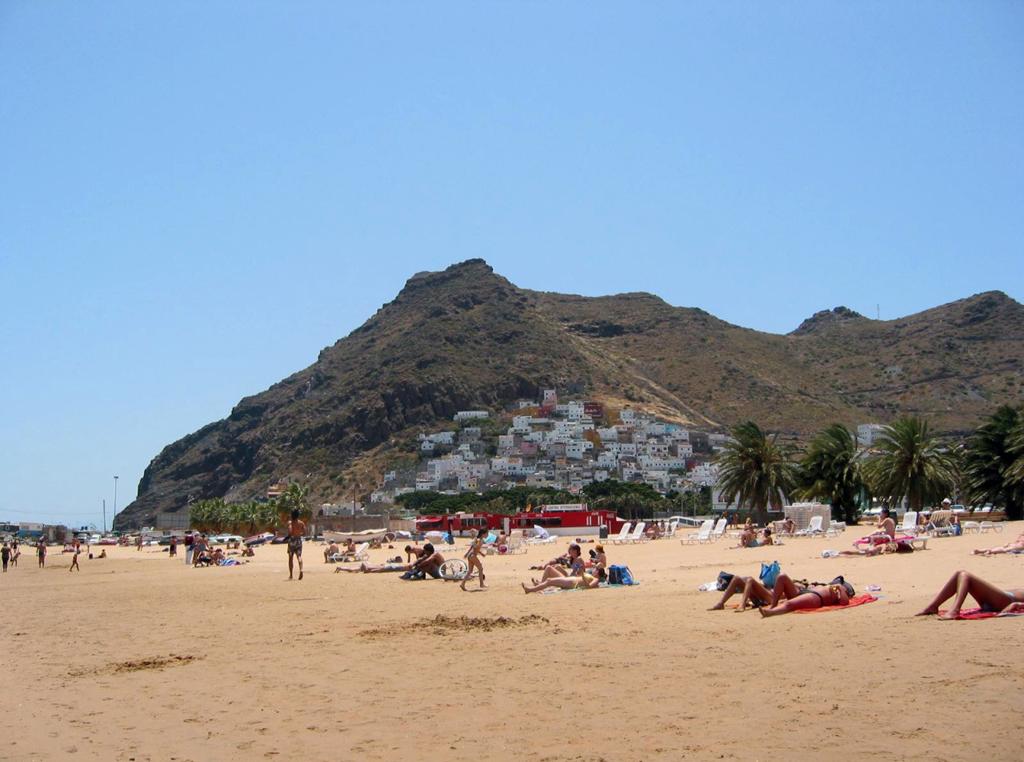 Пляж Тереситас в Испании, фото 6