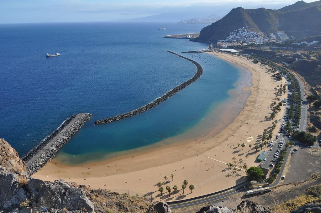 Пляж Тереситас в Испании, фото 7