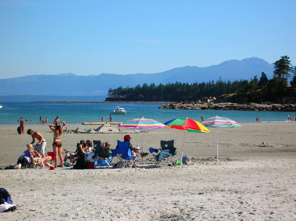 Пляж Трибьюн Бей в Канаде, фото 6