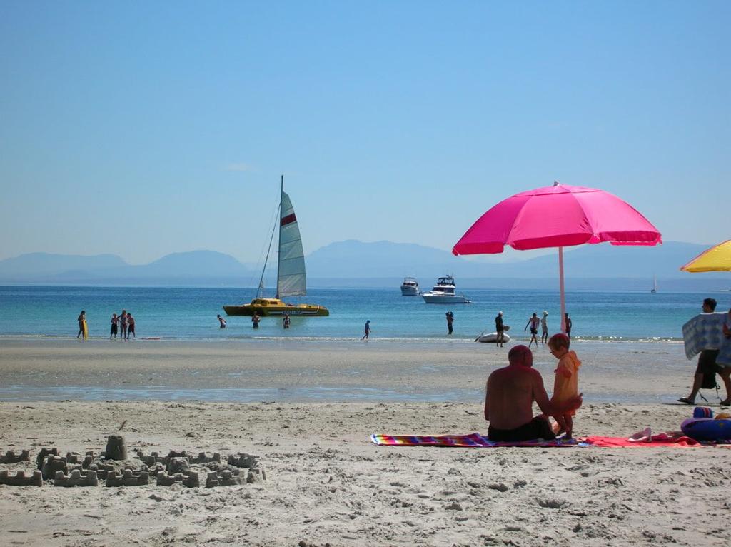 Пляж Трибьюн Бей в Канаде, фото 7