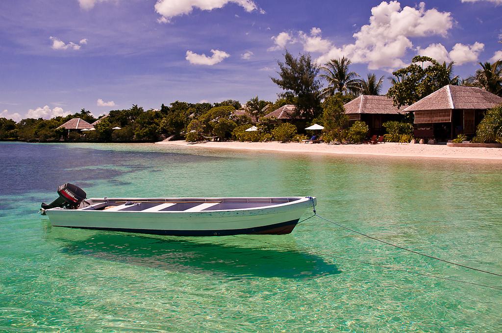 Пляж Вакатоби в Индонезии, фото 1