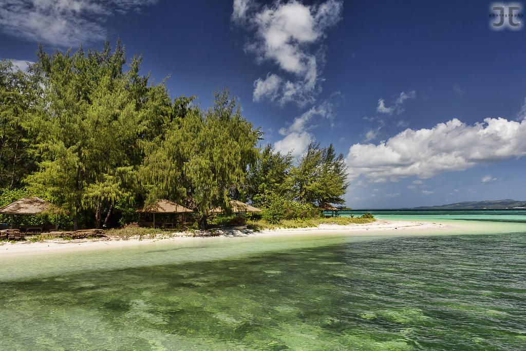 Пляж Вакатоби в Индонезии, фото 3