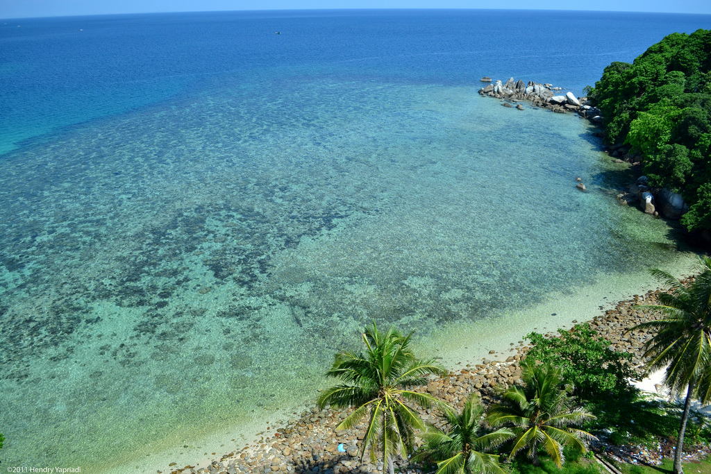 Пляж Вакатоби в Индонезии, фото 6