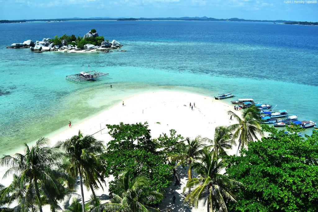 Пляж Вакатоби в Индонезии, фото 8