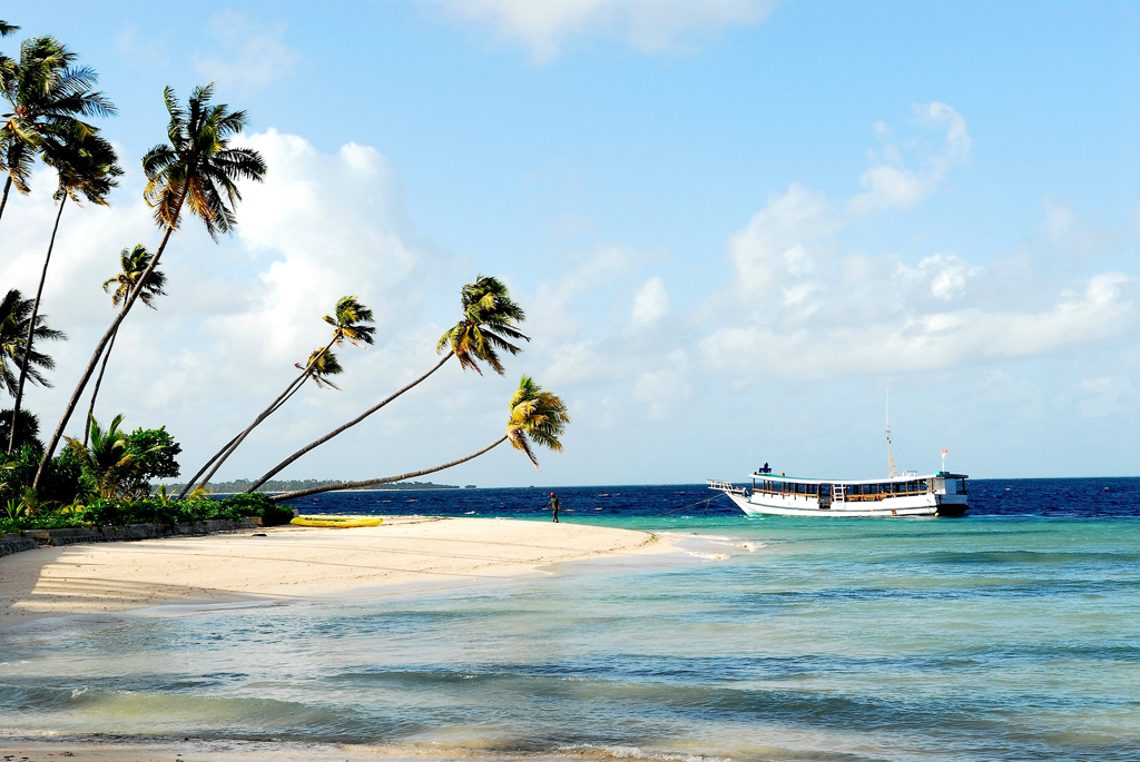 Пляж Вакатоби в Индонезии, фото 11