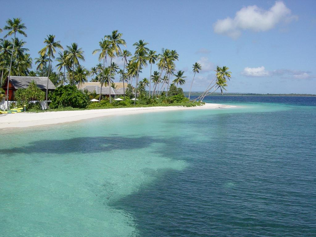 Пляж Вакатоби в Индонезии, фото 12