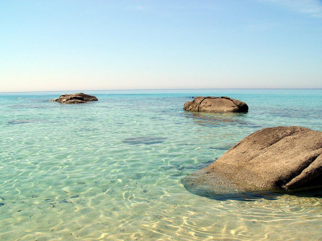 Пляж Вилласимиус в Италии, фото 1
