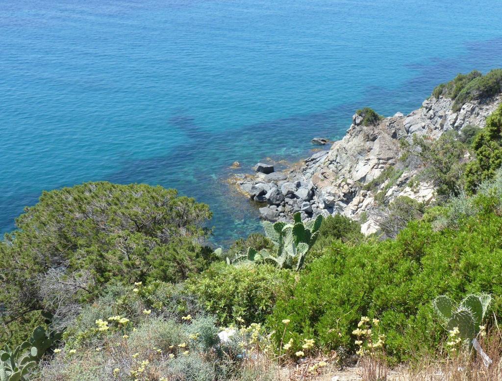 Пляж Вилласимиус в Италии, фото 2