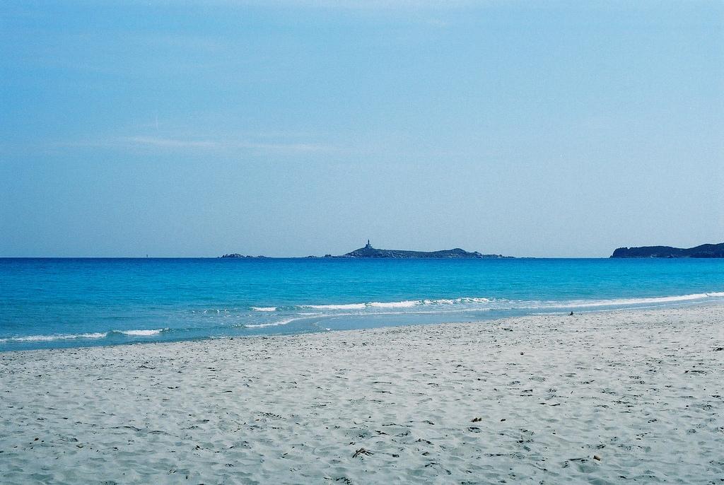 Пляж Вилласимиус в Италии, фото 5