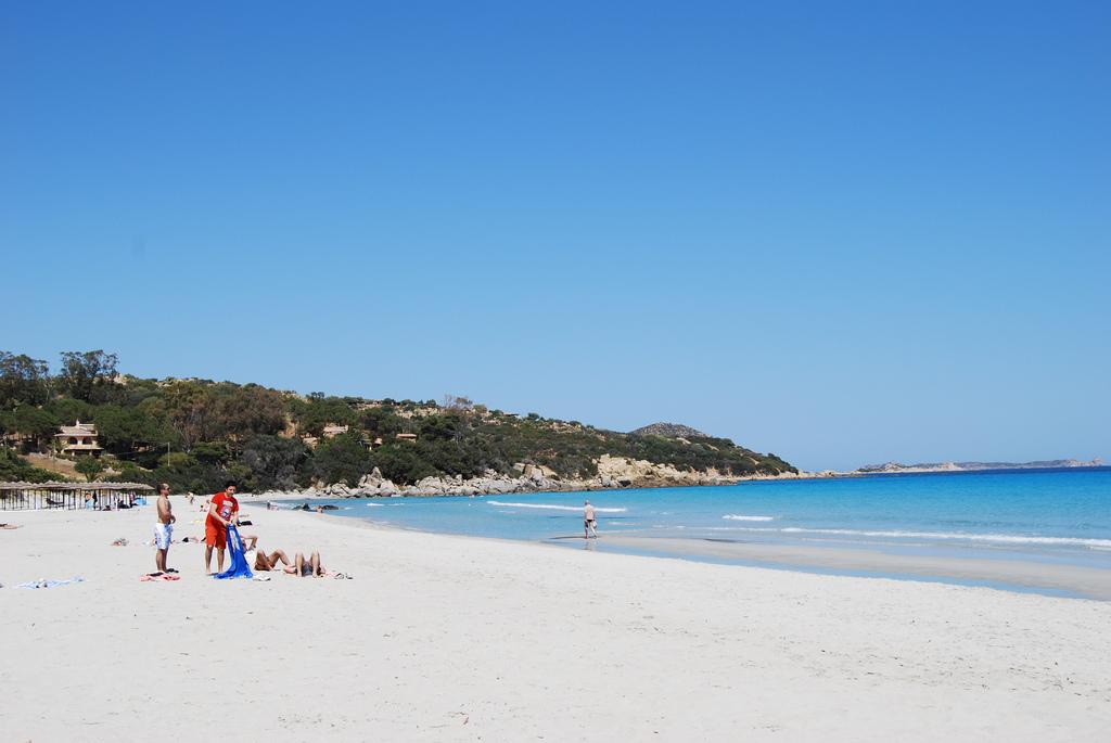 Пляж Вилласимиус в Италии, фото 6