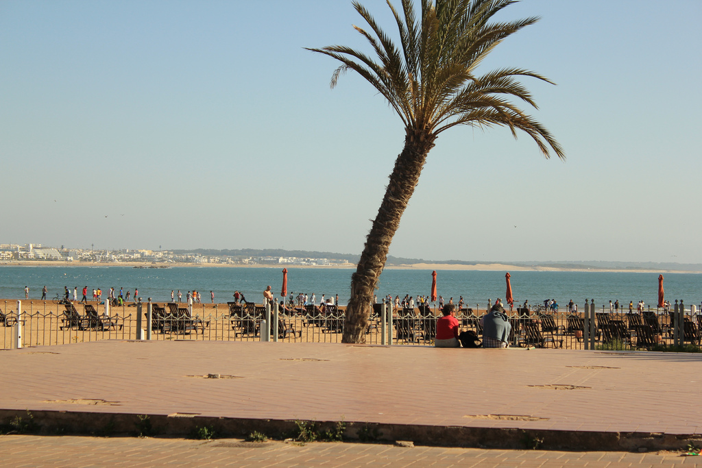 Пляж Агадир в Марокко, фото 5