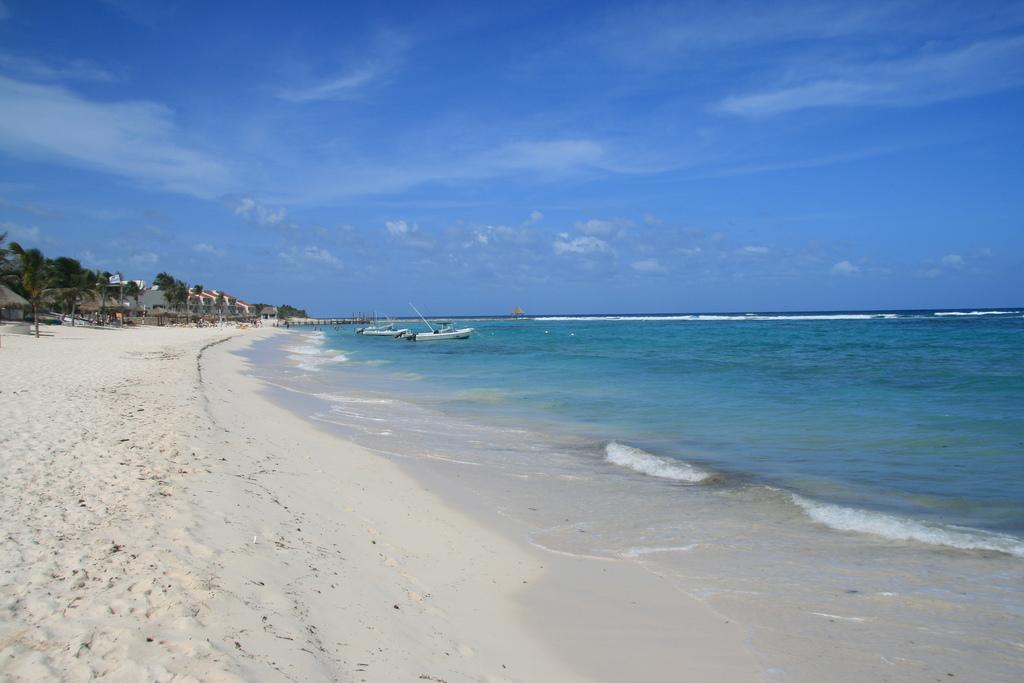 Пляж Акумаль в Мексике, фото 2