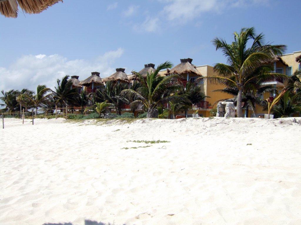 Пляж Акумаль в Мексике, фото 12