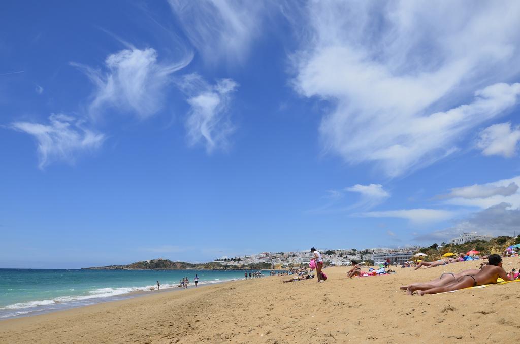Пляж Албуфейра в Португалии, фото 2