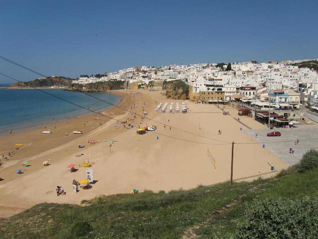 Пляж Албуфейра в Португалии, фото 4