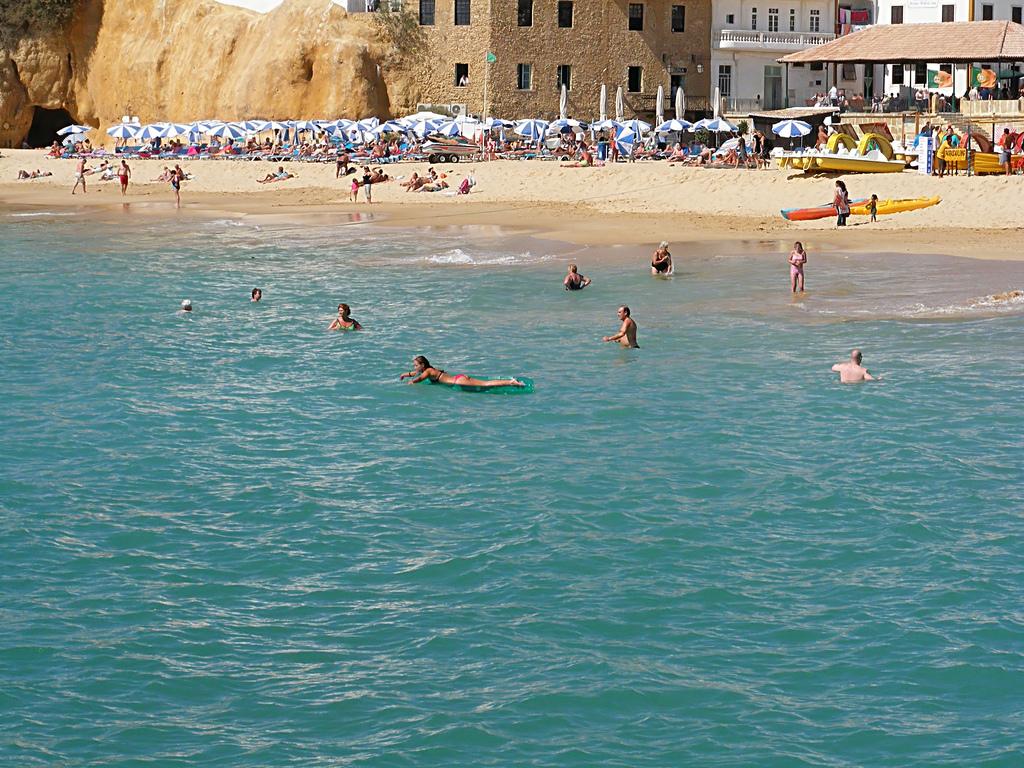 Пляж Албуфейра в Португалии, фото 5