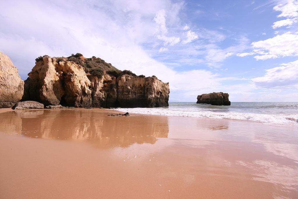 Пляж Албуфейра в Португалии, фото 6