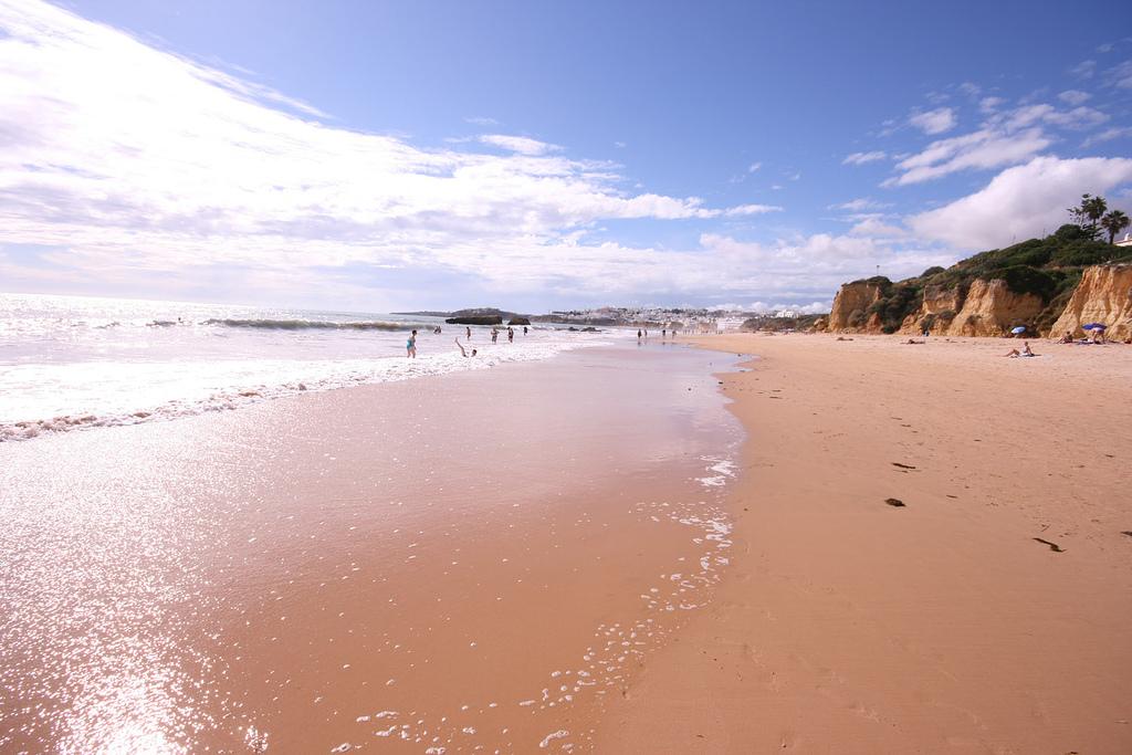 Пляж Албуфейра в Португалии, фото 7