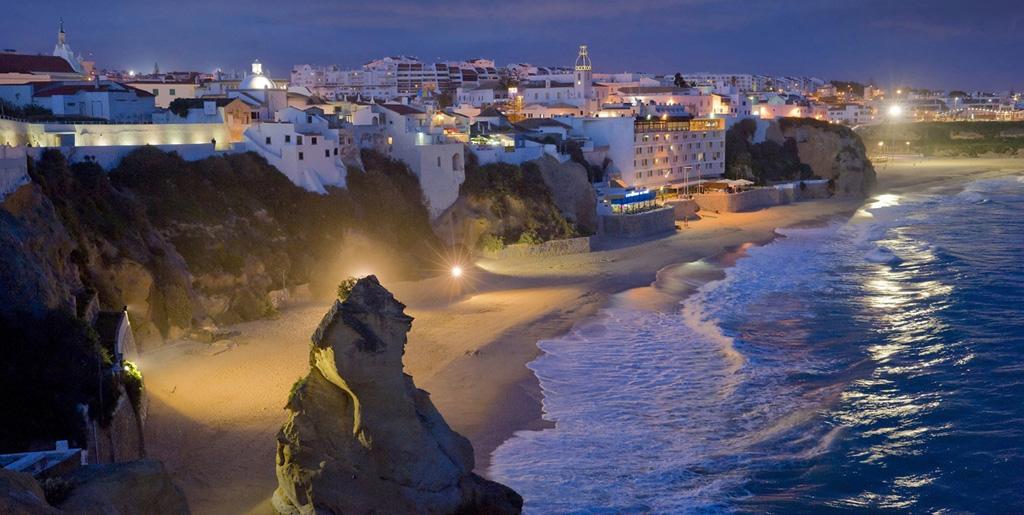 Пляж Албуфейра в Португалии, фото 11