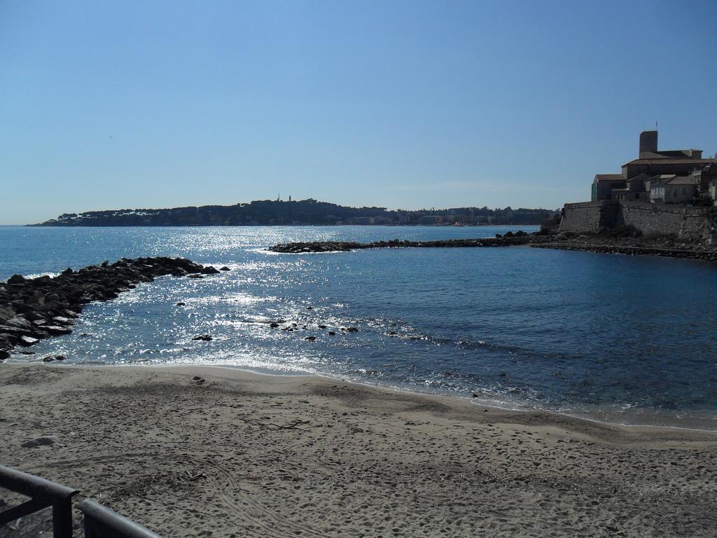 Пляж Антиб во Франции, фото 2
