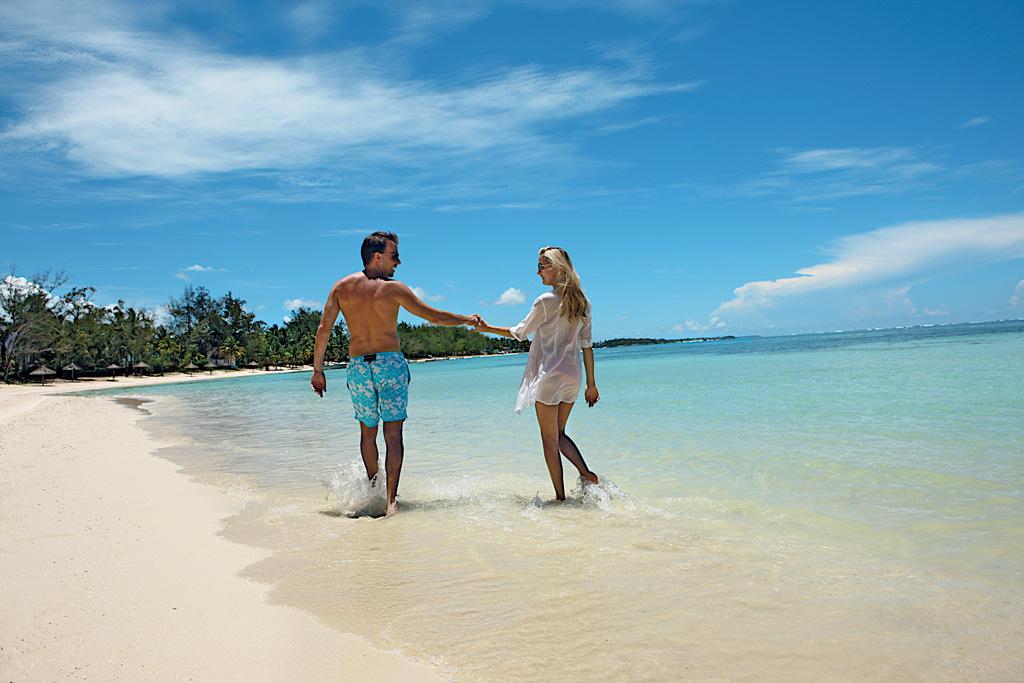 Пляж Бель-Мар на Маврикие, фото 1