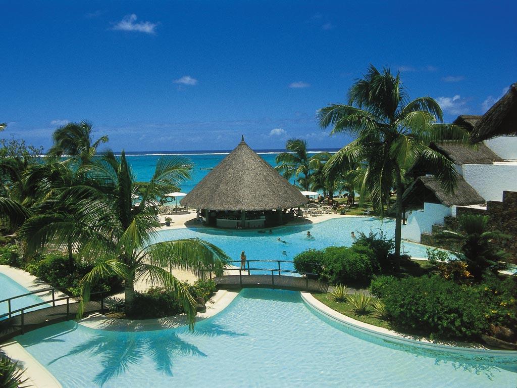 Пляж Бель-Мар на Маврикие, фото 2