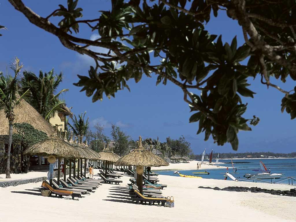 Пляж Бель-Мар на Маврикие, фото 4