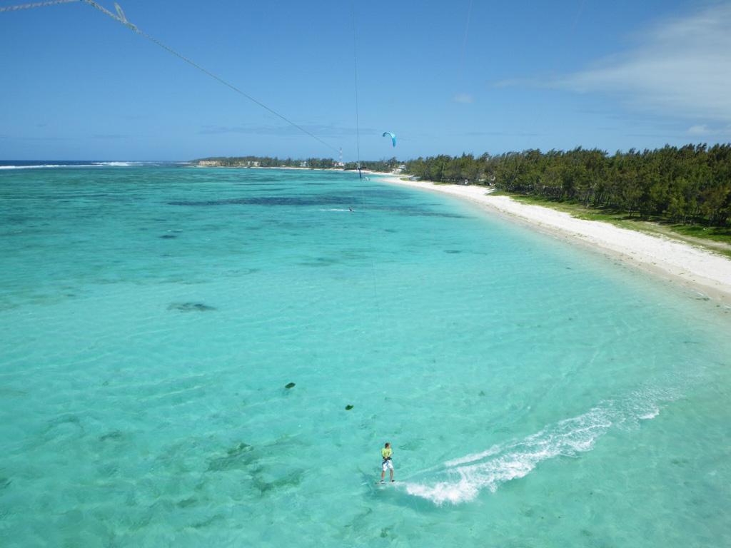 Пляж Бель-Мар на Маврикие, фото 5