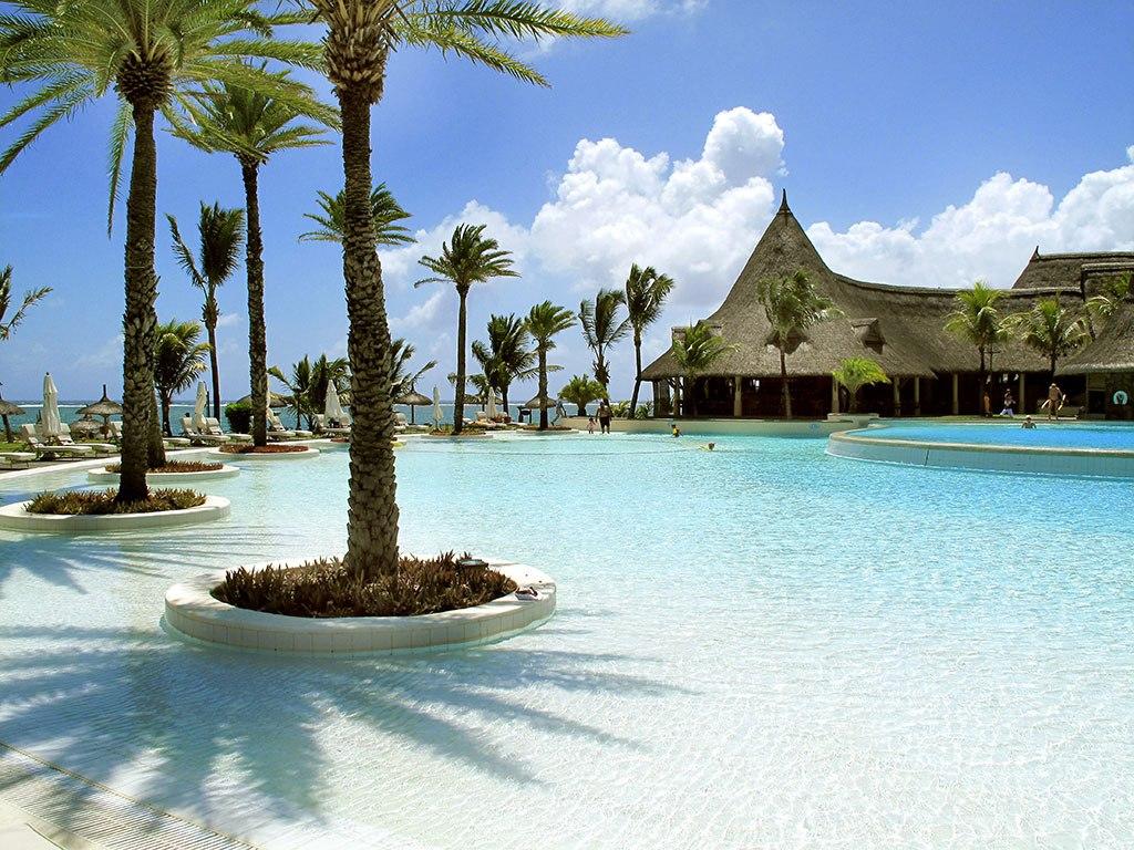 Пляж Бель-Мар на Маврикие, фото 6