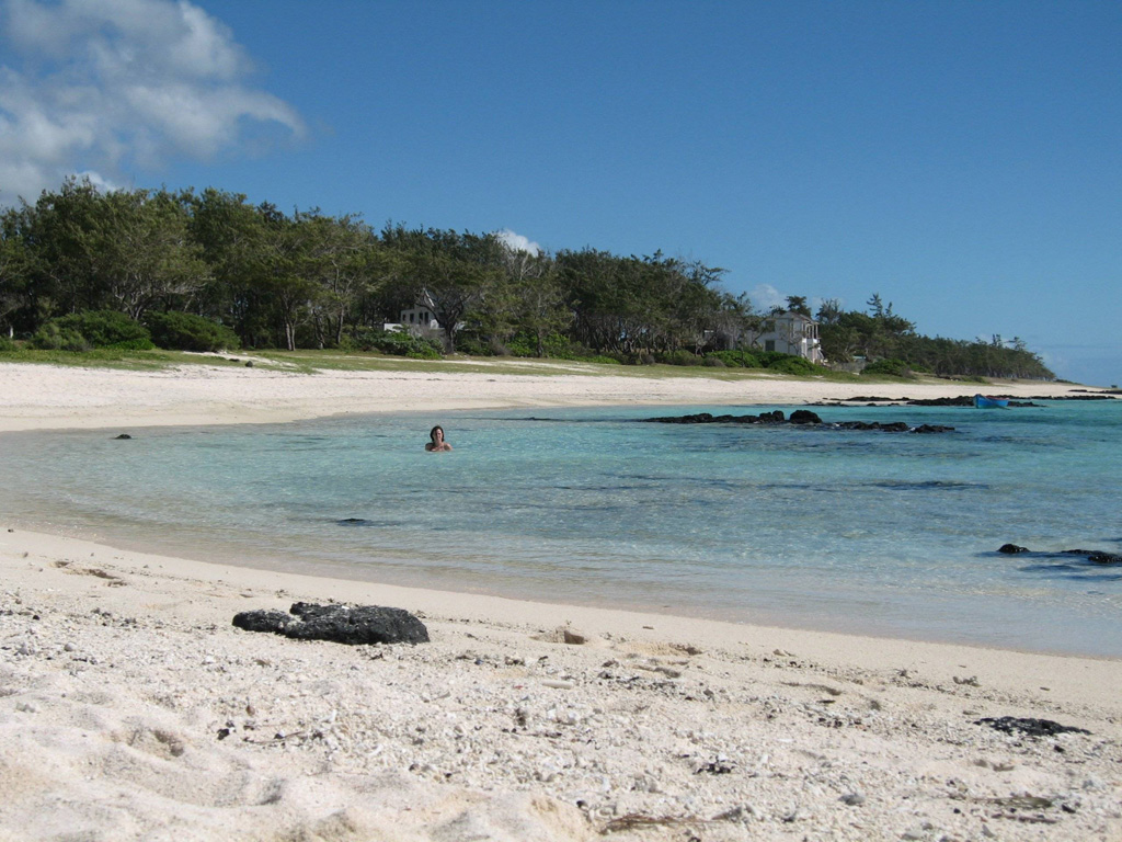 Пляж Бель-Мар на Маврикие, фото 7