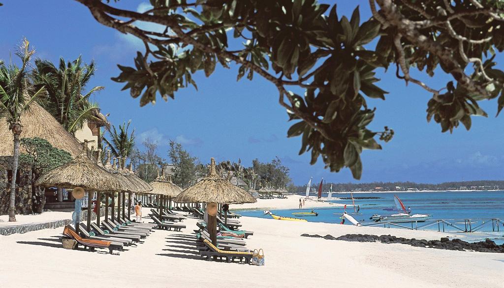 Пляж Бель-Мар на Маврикие, фото 8
