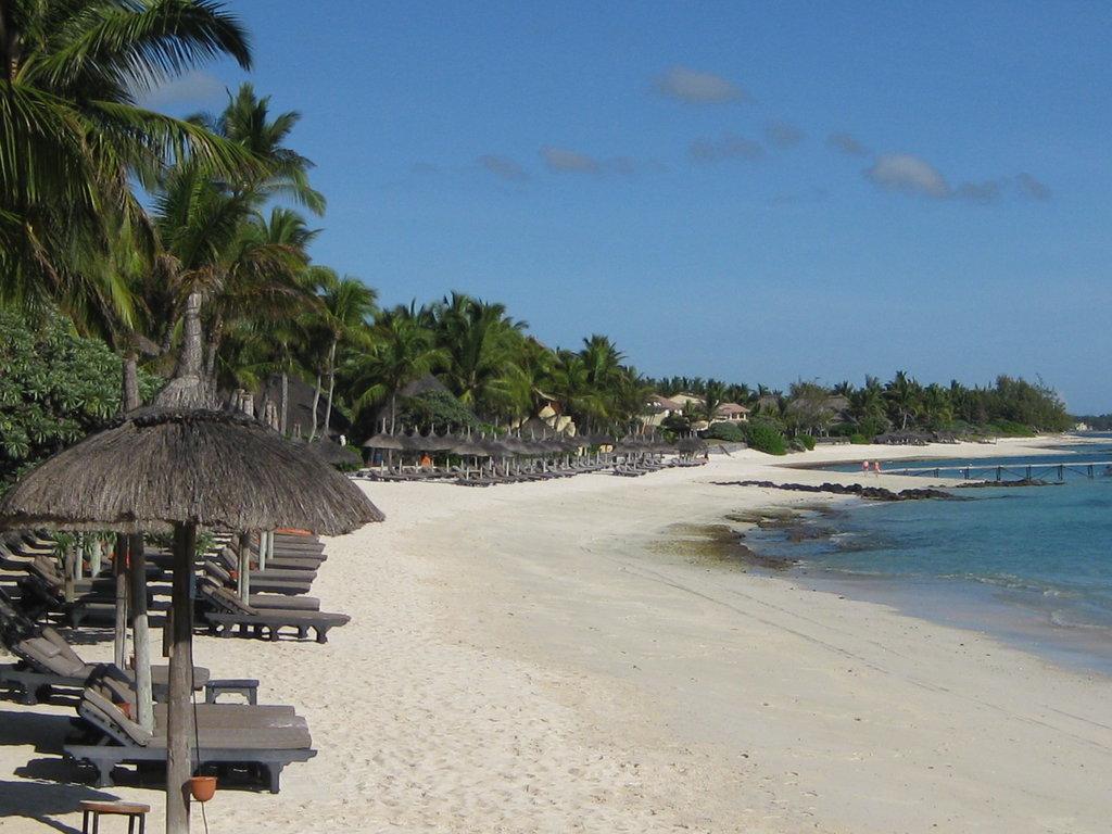 Пляж Бель-Мар на Маврикие, фото 9