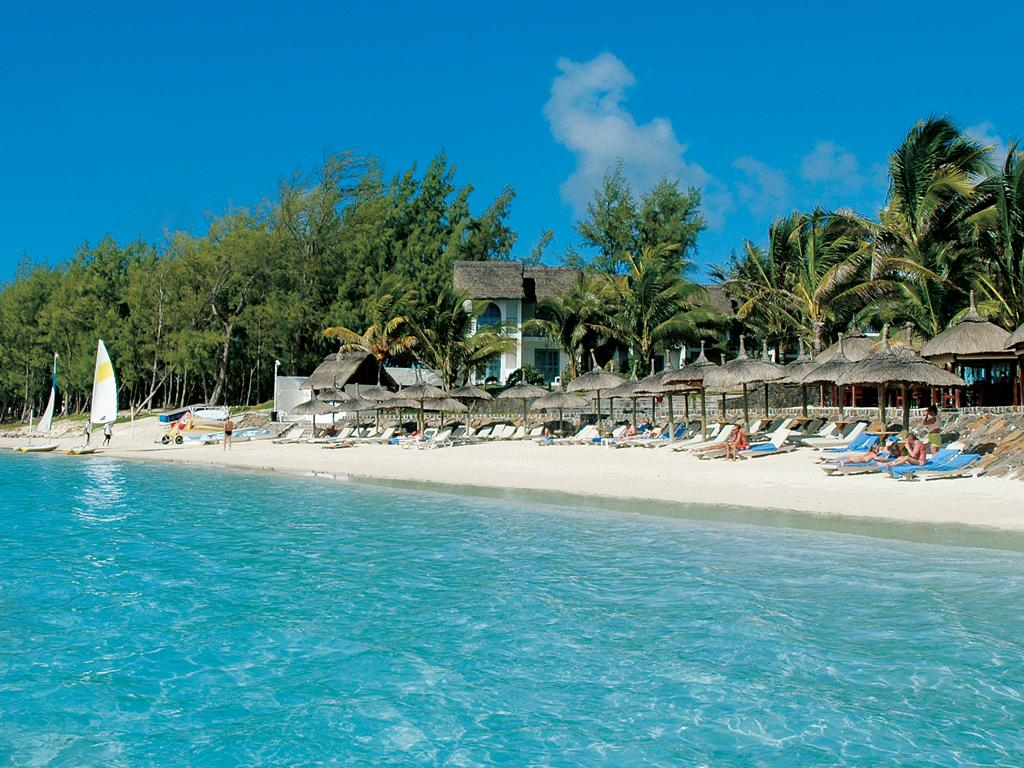 Пляж Бель-Мар на Маврикие, фото 10