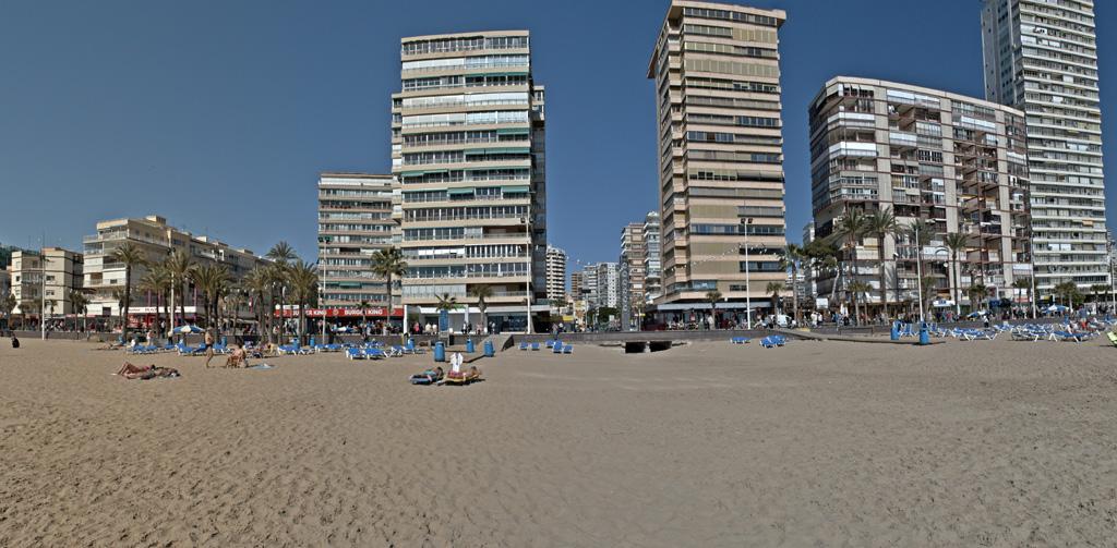 Пляж Бенидорм в Испании, фото 5