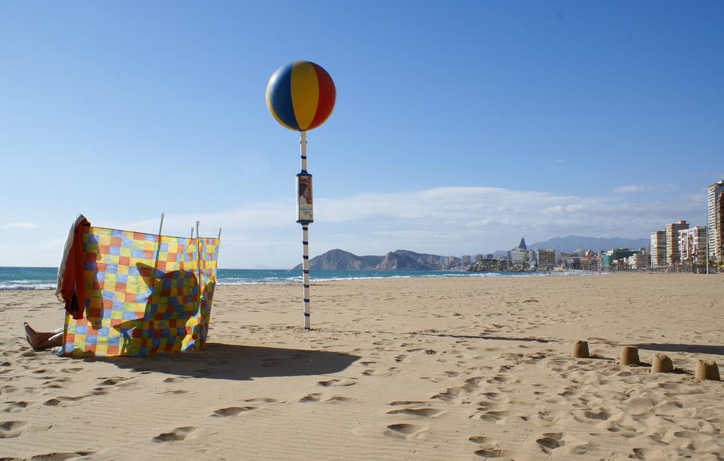 Пляж Бенидорм в Испании, фото 8