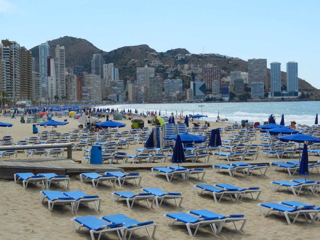 Пляж Бенидорм в Испании, фото 9