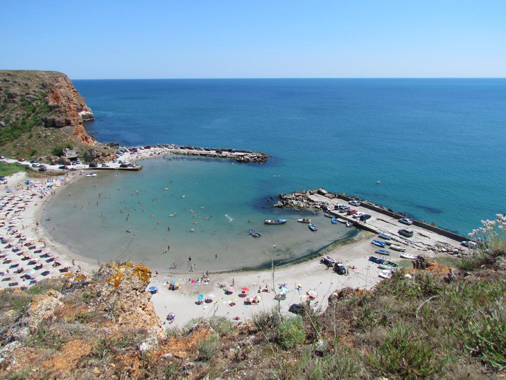 Пляж Болата в Болгарии, фото 1
