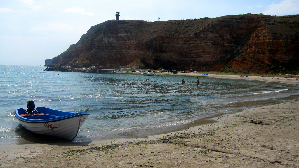 Пляж Болата в Болгарии, фото 2