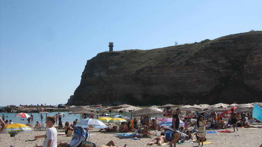 Пляж Болата в Болгарии, фото 3