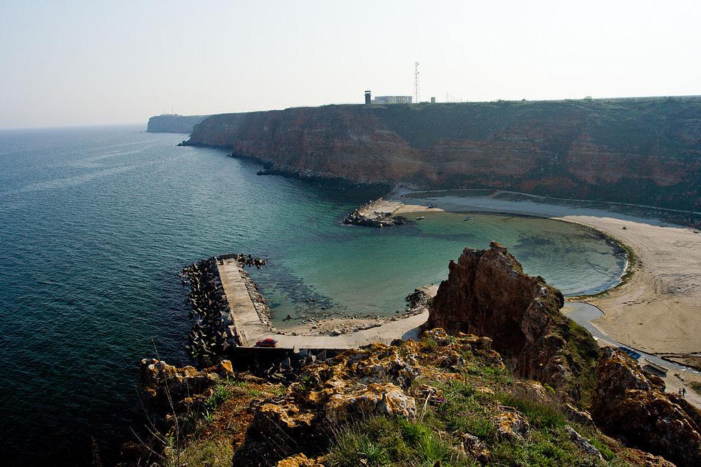 Пляж Болата в Болгарии, фото 8