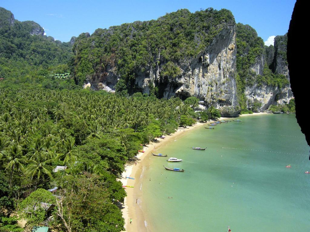 Пляж бухты Тон Сай в Таиланде, фото 2