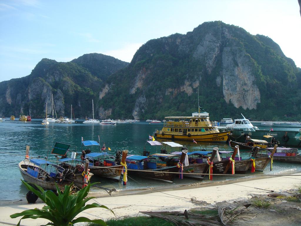 Пляж бухты Тон Сай в Таиланде, фото 3
